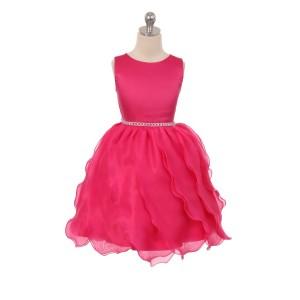 Organza Flower Girl Dress