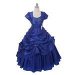 Rhinestone Girl's Flower Dresses