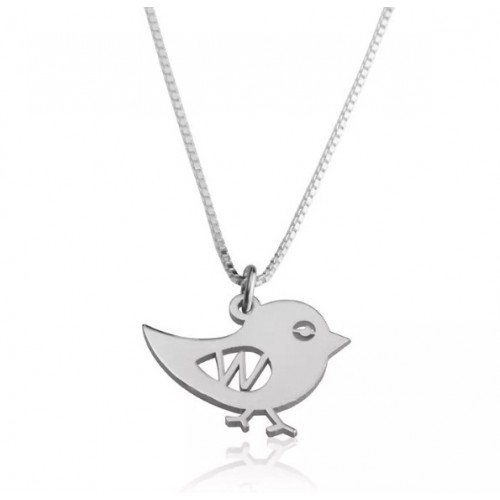 Baby Bird Necklace