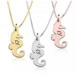 Baby Seahorse Necklace